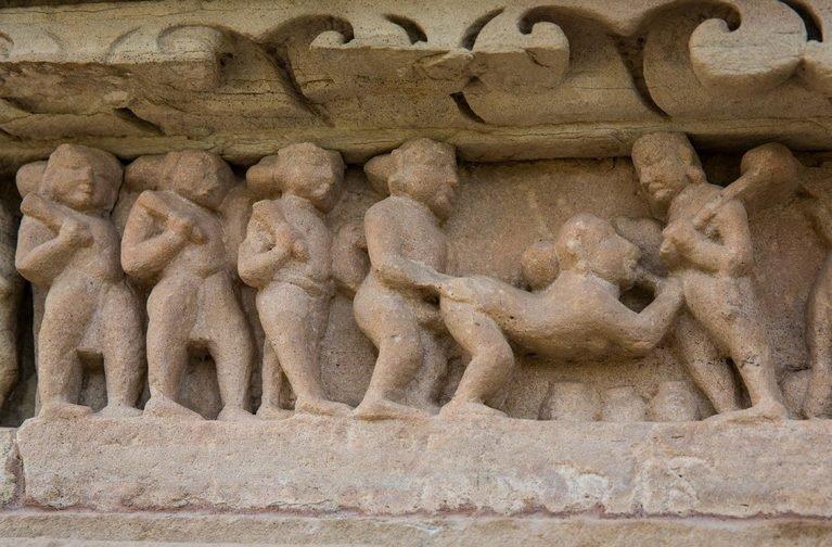 đời sống tình dục xưa nay