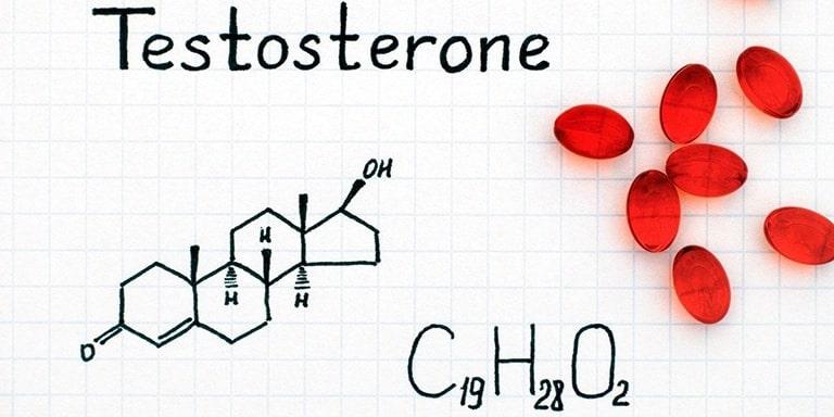 lượng testoterone không cao