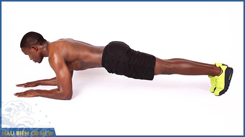 bài tập plank điều trị rối loạn cương dương