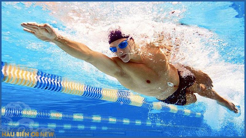 bài tập rối loạn cương dương bơi lội