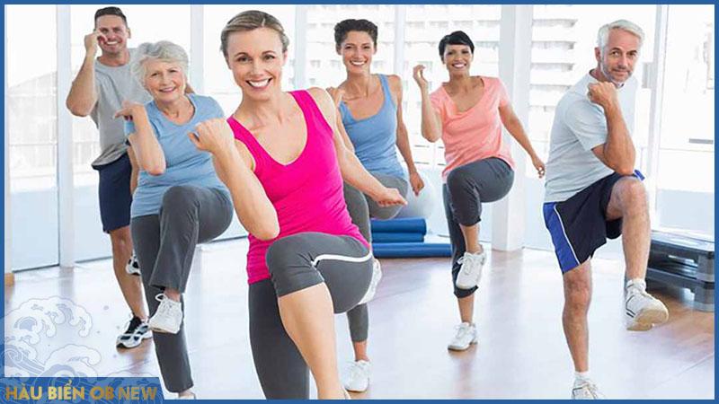 bài tập aerobic chữa rối loạn cương dương